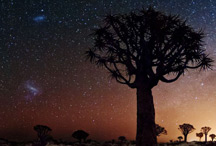 Night-sky-MagellanicClouds-QuiverTreePark-Nambia-e1412756842948